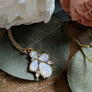 Angel/Bumblebee Crystal Necklace